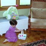 Encouragement Easter Basket ideas – because Easter is a time of hope #FCevents