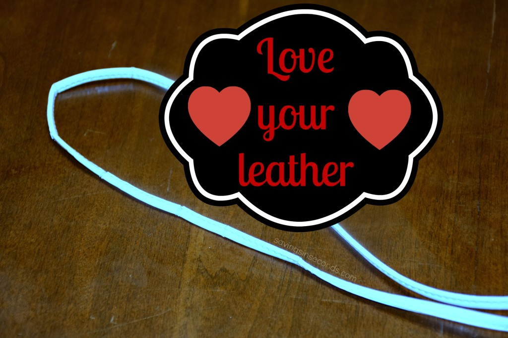 Love Your Leather - savingsinseconds.com