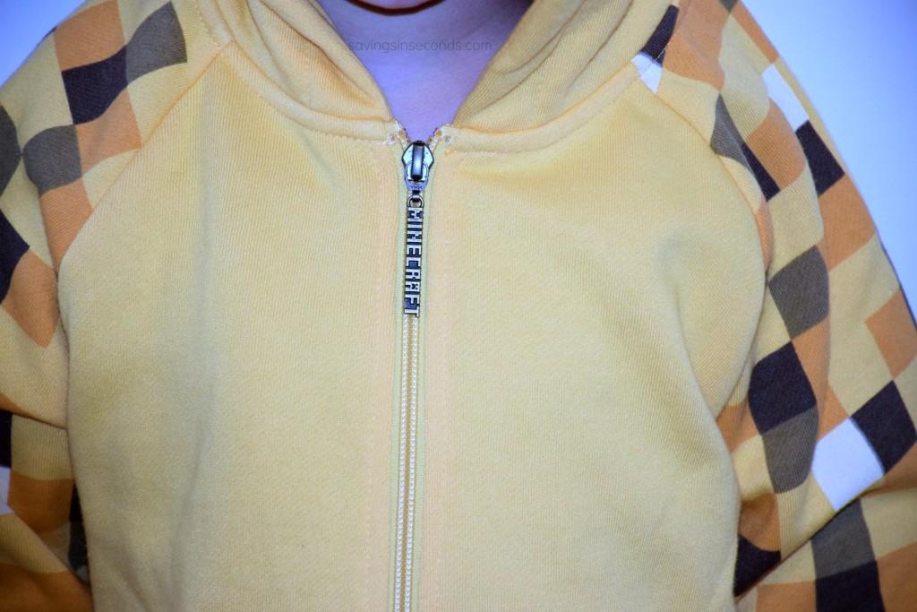 Ocelot Minecraft hoodie - love!!  savingsinseconds.com