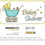 New moms and babies love to be showered with love!