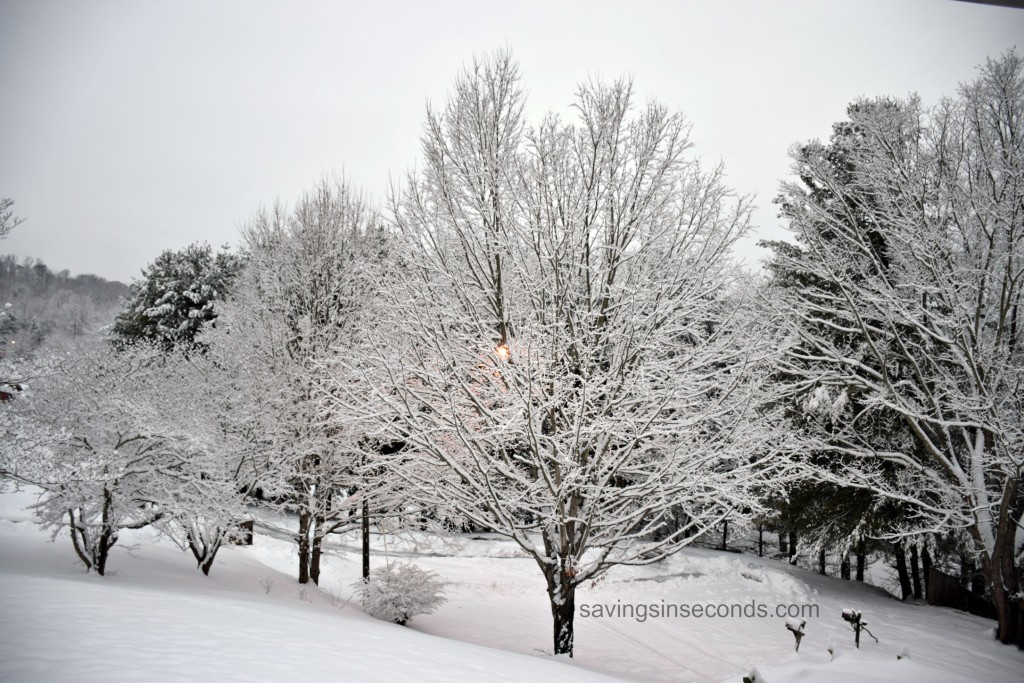 Snow Days are more fun with cartoon clothing #ad savingsinseconds.com