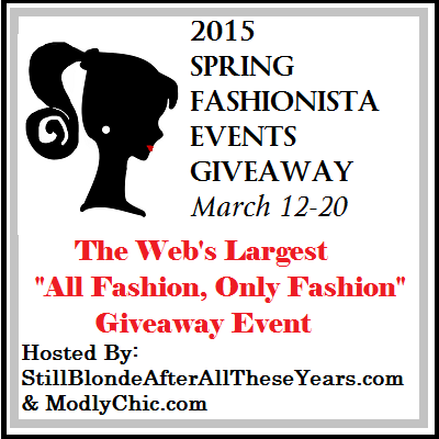 Spring Fashionista Event 2015 - Plus Size Jewels savingsinseconds.com #giveaway