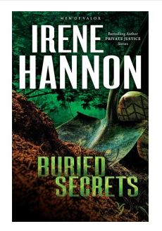 Buried Secrets by Irene Hannon - find it at @FamilyChristian #ad savingsinseconds.com
