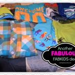 Amazing deals on clothes and shoes for kids! FabKids and Zulily exclusive event