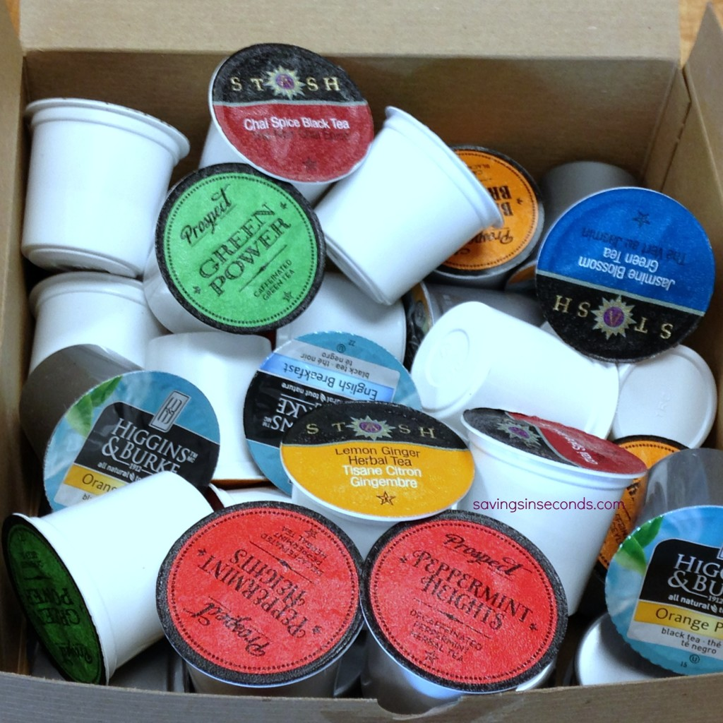#MixCups are the gift to get for a coffee or tea lover! #singlecupcoffee savingsinseconds.com