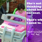 Car seat safety is a priority for parents #ad #GBTravelSafe #IC