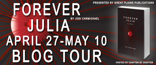 Forever Julia blog tour - savingsinseconds.com