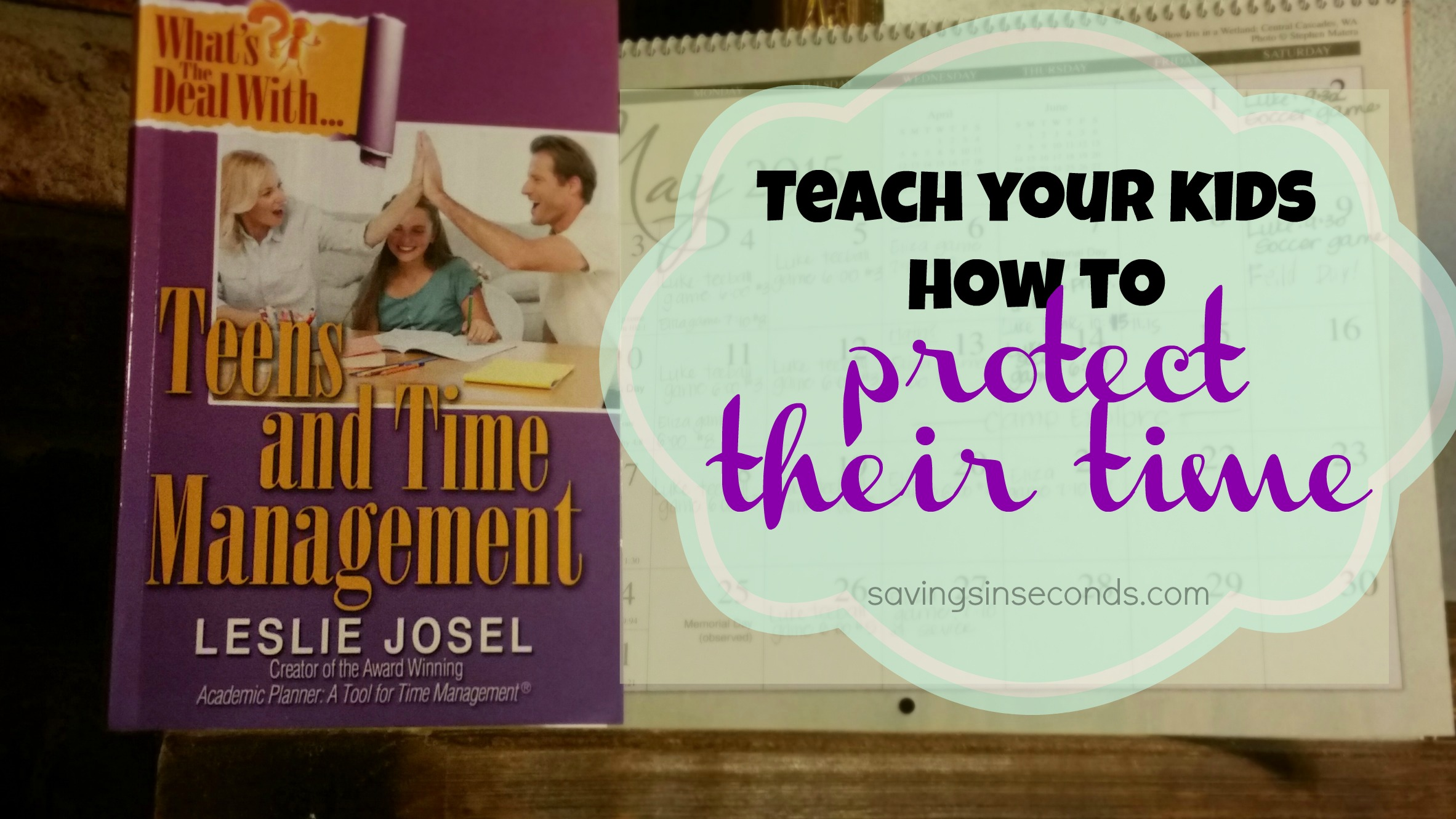 Teens and Time Management - learn how to make it work! #teensandtime #ad savingsinseconds.com