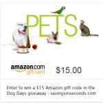 Visit Amazon for pet supplies – you might be surprised at what they offer!