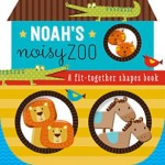 Noah's Noisy Zoo, Noah's Voyage, and I Am Lucille Ball book review
