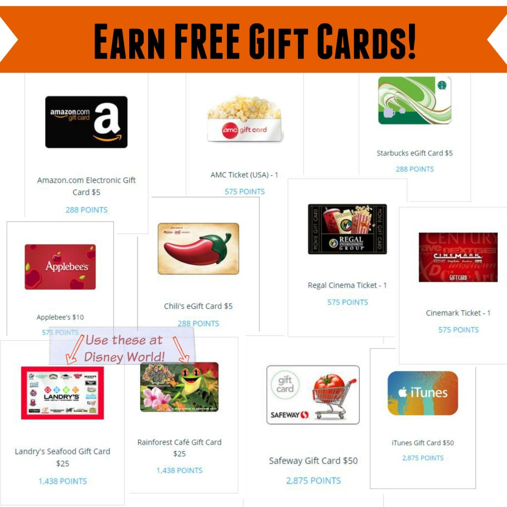 Earning Free Gift Cards With Your Twitter Account