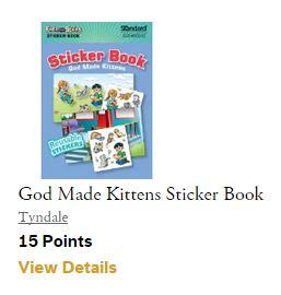 sticker book FREE -- join here www.tyndalerewards.com/signup/?pc=qmbi-ctls-klbx-tmcf
