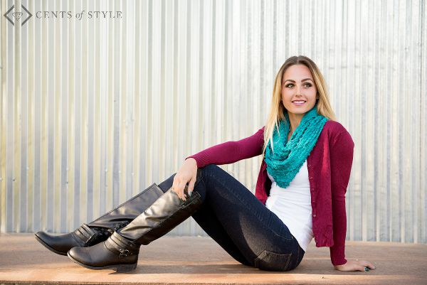 Boots and scarves combo just $32.95 plus FREE shipping