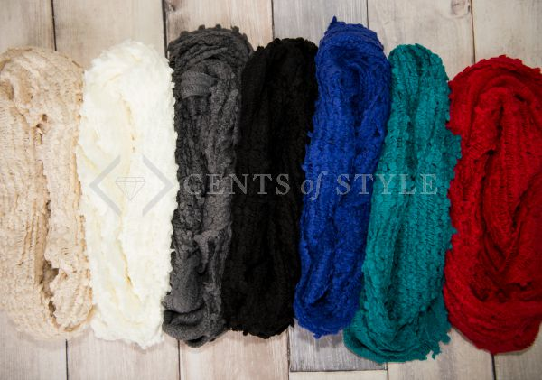 Free shipping on scarves