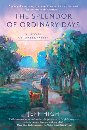 Splendor of Ordinary Days - new Watervalley title from @JeffHighWriter #LitfuseReads savingsinseconds.com