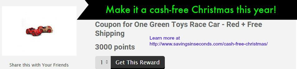 Cash free christmas