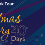 The Christmas Story in 40 Days book review and tour