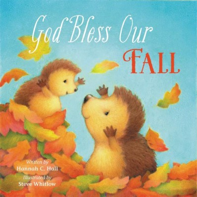 God Bless Our Fall book review and giveaway - savingsinseconds.com