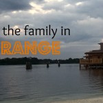 To the family in ORANGE