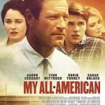 My All American football movie #MyAllAmerican