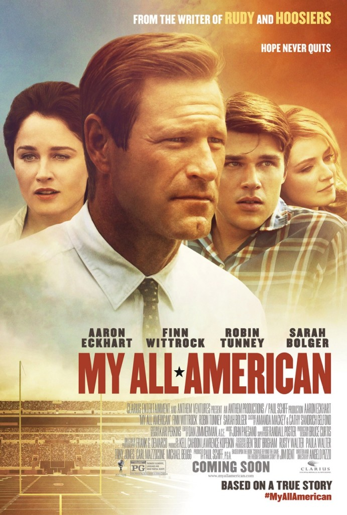 #MyAllAmerican #giveaway - celebrate the movie with a $25 gift card and more! Enter at savingsinseconds.com