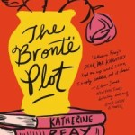 Brilliant book covers : The Bronte Plot, An Amish Christmas Gift, and The Golden Braid