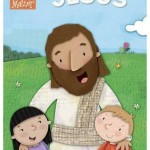 Jesus board book review #FCblogger