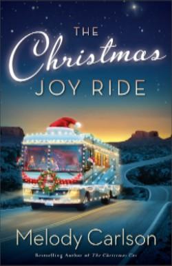 Christmas Joy Ride book review - savingsinseconds.com