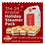 Try Krystal Holiday Stuffing for Thanksgiving