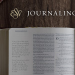 Crossway ESV Journaling Bible review #JournalingBible #FlyBy