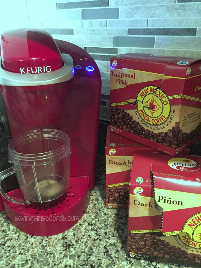 Pinion coffee #giveaway #HappyHolidaysHop - enter at savingsinseconds.com
