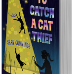 To Catch a Cat Thief by Sean Cummings book review and tour