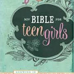 NIV Bible for Teen Girls #FlyBy