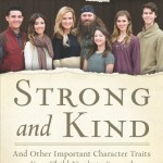 Strong and Kind book review – Thanksgiving Blessings  #FlyBy