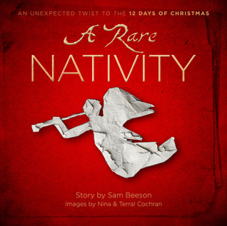 A Rare Nativity book review and #giveaway - enter at savingsinseconds.com