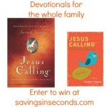 Jesus Calling Devotionals for the Whole Family