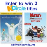 NCircle titles – The Snowman and the Snowdog, Naya's Arctic Adventures