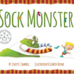 Sock Monster by Stacey R. Campbell book review