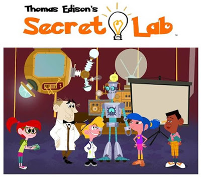 Enter to win a Thomas Edison's Secret Lab prize pack - valued at over $100 - at savingsinseconds.com