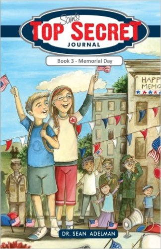 Sam's Top Secret Journal Memorial Day #giveaway - savingsinseconds.com