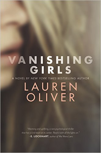 books I should have read a long time ago --- Vanishing Girls
