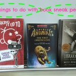 5 Ways to Use Book Sneak Peeks to Get Kids Reading