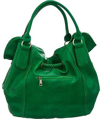 Green handbag - #affiliate link