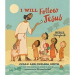 I Will Follow Jesus storybook for kids