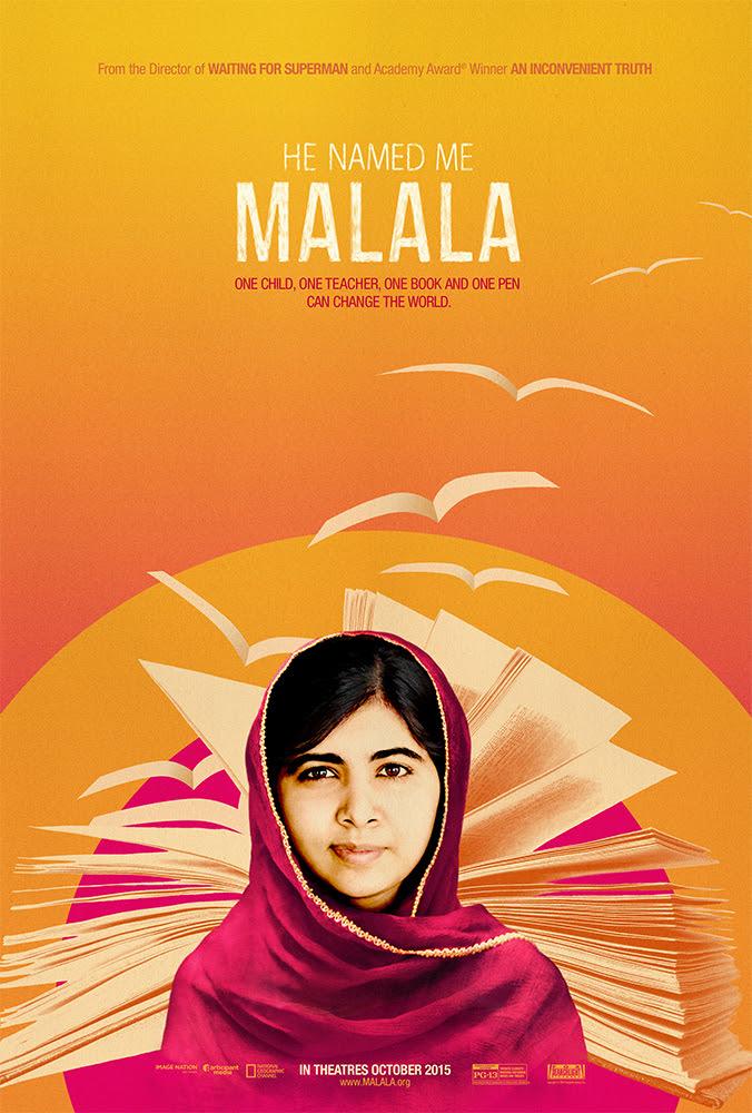 #HeNamedMeMalala #WithMalala #ad savingsinseconds.com