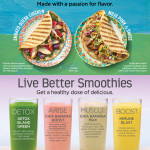 Live Better Lineup is now here at Tropical Smoothie Cafe – #BeWell