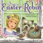 The Legend of the Easter Robin book review #EasterRobin #FlyBy