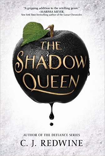 The Shadow Queen #ad #giveaway at savingsinseconds.com
