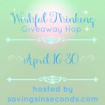 Wishful Thinking Giveaway Hop Sign Ups Open!
