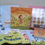 Amelia Bedelia birthday party theme